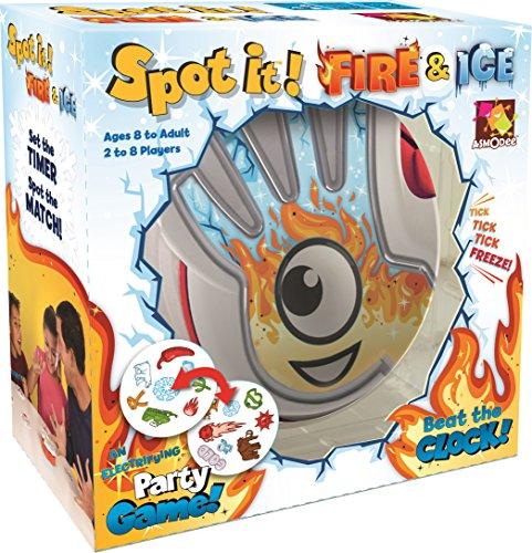 Spot It! Fire & Ice