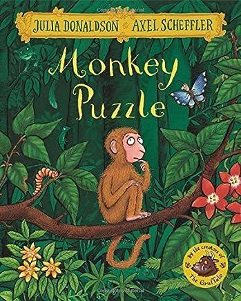 Monkey Puzzle by Julia Donaldson(2016-04-21)