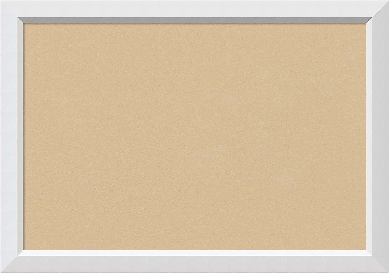 Framed Tan Cork High quality Ranking TOP9 Board Boards Wh Bulletin Blanco