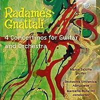4 Concertinos For Guitar
