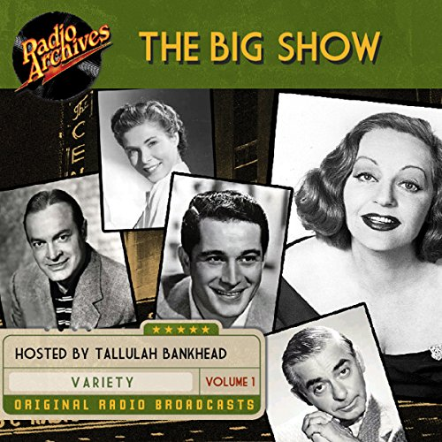 The Big Show, Volume 1 audiobook cover art