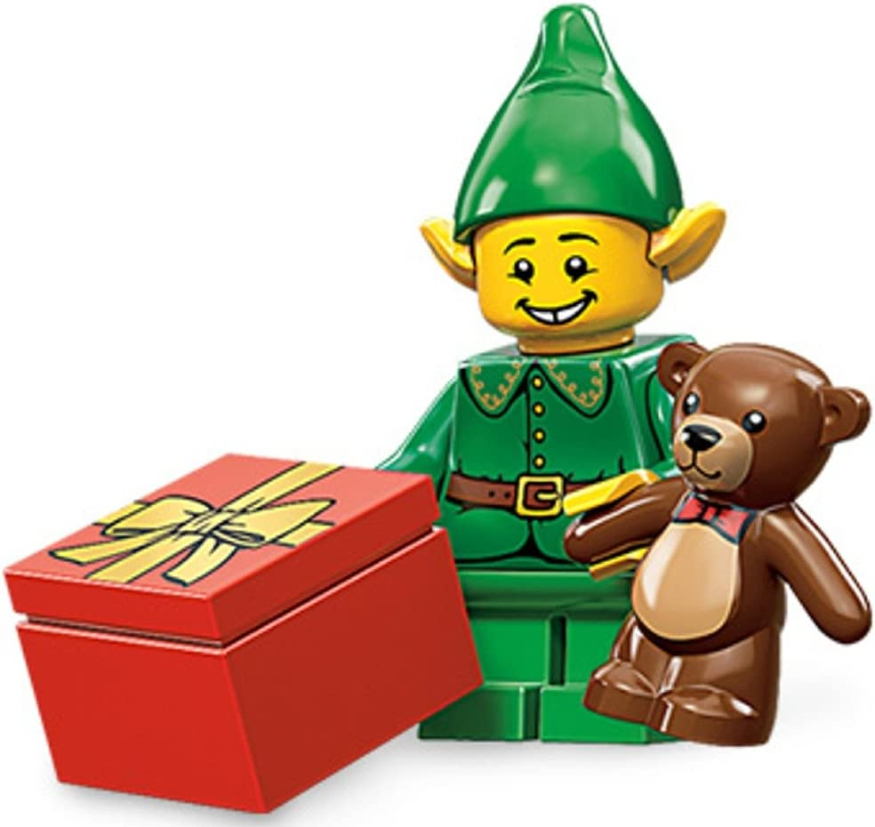 LEGO Many popular brands All items free shipping Minifigures Series 11 Mini Figure Elf Holiday