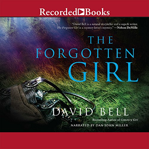 The Forgotten Girl audiobook cover art