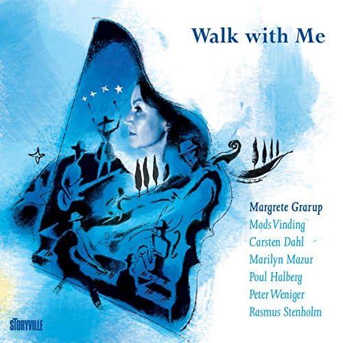 Margrete Grarup & Mads Vinding feat. Carsten Dahl, Marilyn Mazur, Poul Halberg, Peter Weniger & Rasmus Stenholm