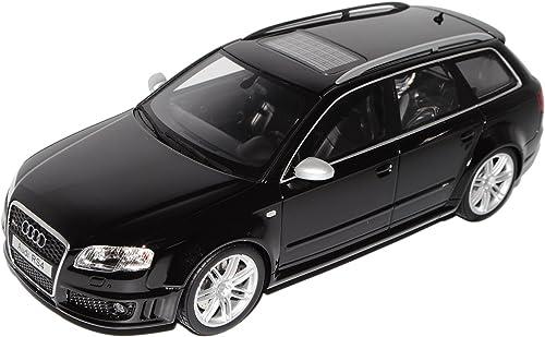 Audi A4 B7 RS4 Avant Kombi Schwarz2004-2008 Nr 199 1 18 Otto Modell Auto