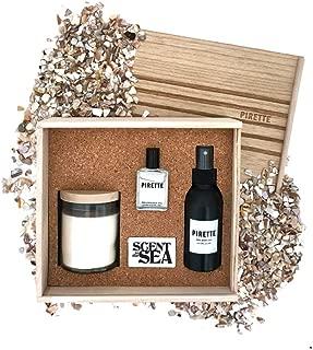 Pirette Scent To The Sea Gift Box, 3 pcs