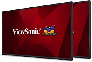 ViewSonic VP2468_H2 24-Inch Premium Dual Pack Head-Only IPS 1080p Monitors with Frameless Design, ColorPro 100% sRGB Rec 7...
