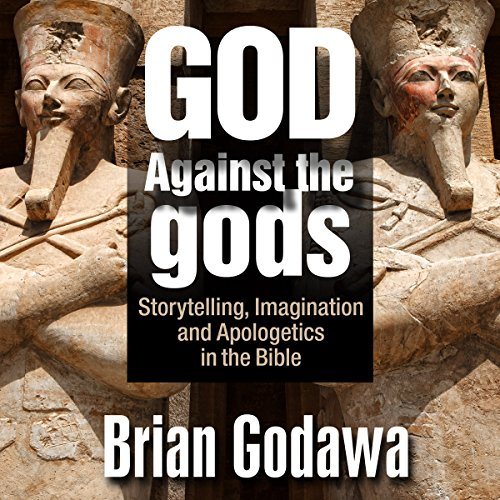 God Against the Gods audiobook cover art