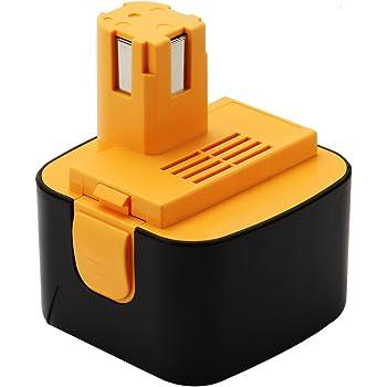 2X Battery for Panasonic EY6432-3500mAh 15V NI-MH