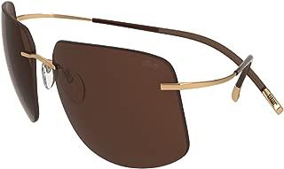 Silhouette Sunglasses Titan Minimal ART The Icon 8698 medium to large fit