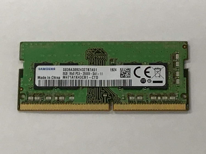 Samsung Arbeitsspeicher M471a1k43cb1 Ctd 8gb Ddr4 Computer Zubehör