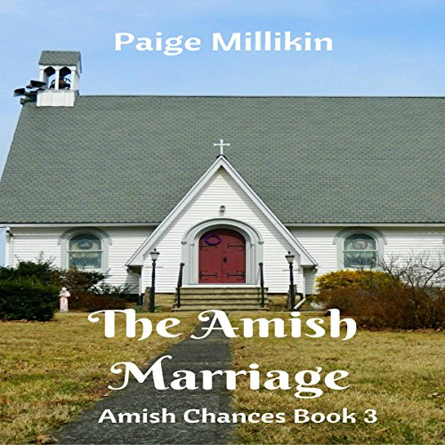 The Amish Marriage audiobook cover art