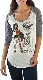 wonder woman fierce shirt