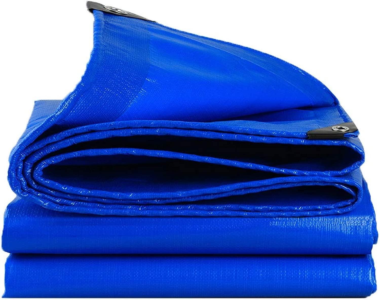 NN 防水シートパッド入り屋外サンシェードポンチョターポリン日焼け止めプラスチック布ターポリン絶縁キャンバスキャノピー、利用可能な 屋外テントアクセサリー (Size : 6mX10m)