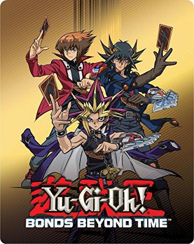 Yu-Gi-Oh! Bonds Beyond Time Blu-Ray Steelbook