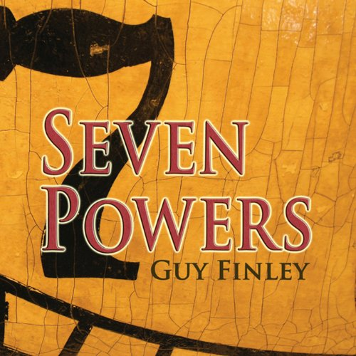 Seven Powers audiobook cover art