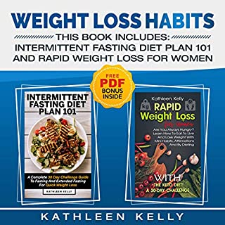 Weight Loss Habits cover art