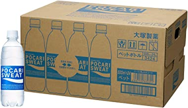 大塚製薬 ポカリスエット 500ml×24本