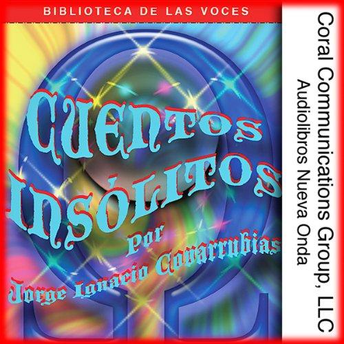 Cuentos insolitos [Unusal Tastes] audiobook cover art