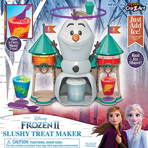 Cra-Z-Art Disney Frozen 2 Slushy Treat Maker