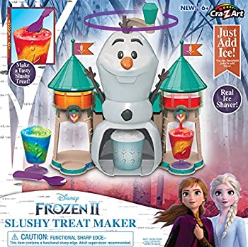 Cra-Z-Art Disney Frozen 2 Slushy Treat Maker