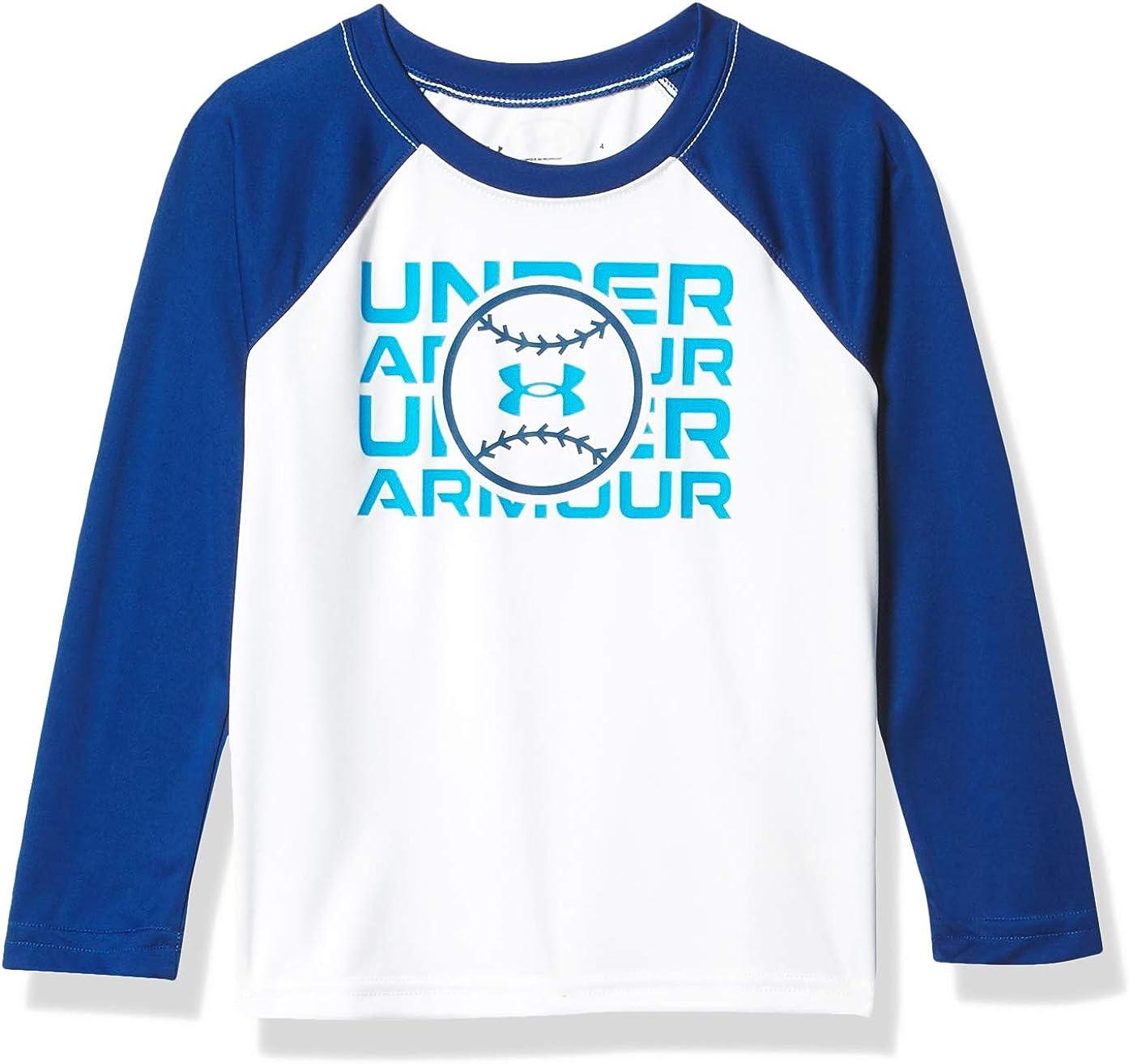 Under Armour Boys' Ua Baseball Ls