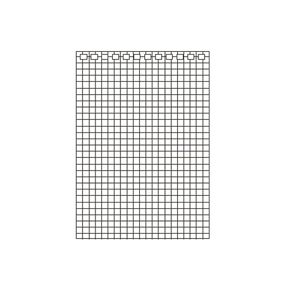差別化するブラスト盟主リヒトラブ ノートパッドM<専用リーフ>(方眼罫) 12穴 1組=30枚 D7340S