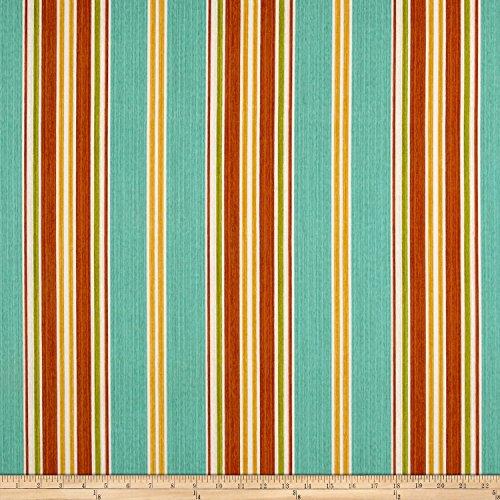 BRYANT INDUSTRIES 0536960 Bryant Indoor/Outdoor Saladino Stripe Capri Fabric by The Yard
