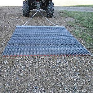 Yard Tuff YTF-455TBDM Drag Mat, 4.5 x 5'
