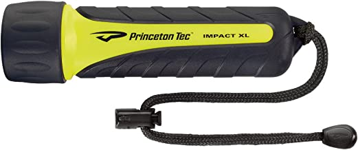 product image for Princeton Tec IMPACT XL 65 Lumen LED Dive Light - Neon Yellow