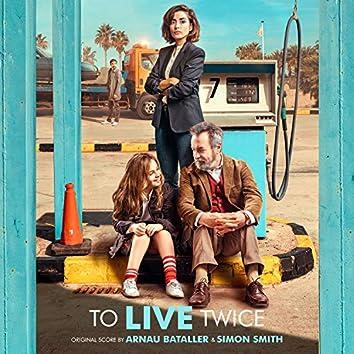 To Live Twice (Original Score)