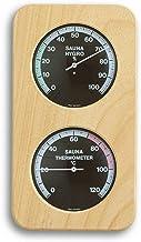 TFA 40.1004 Thermo-hygromètre pour sauna Cheveu synthétique (Import Allemagne)