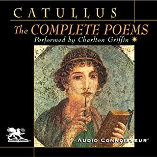 Catullus: The Complete Poems cover art