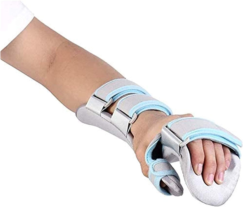 FGUD Re-usable Max 80% OFF Hand Splint Brace Sacramento Mall Adjustable Fixat Fracture Wrist