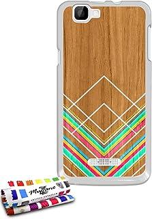 Etui de prot/éction pour t/él/éphone LA COQUERIE Coque Motif Ananas Rose Wiko Rainbow Lite Silicone Semi-Rigide Originale /à Motif