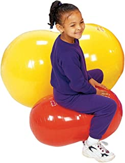 Sportime Physio Roll Exercise Therapy Fitness Ball - 16 inch - Red