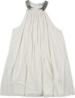 GUESS Women's Celia Beaded Halter Dress