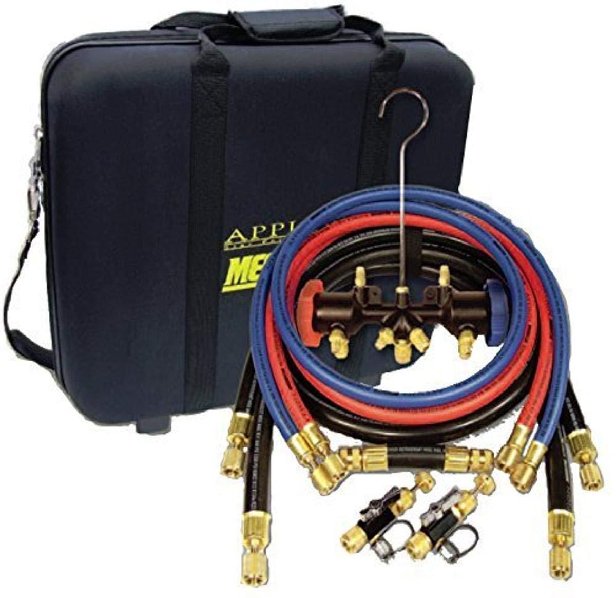 Appion MGAKIT-V Max 76% OFF Dallas Mall Mega Flow Vacuum Kit Speed