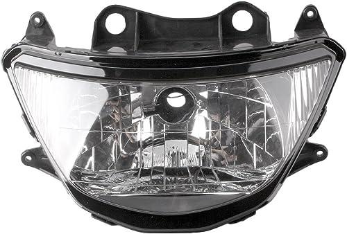 2021 Mallofusa Motorcycle Front Headlight Headlamp Assembly Compatible high quality for Kawasaki Ninja ZX9R discount 1998 1999 online