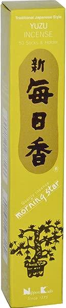 Fuji Merchandise NK 98716 Incense Yuzu Green