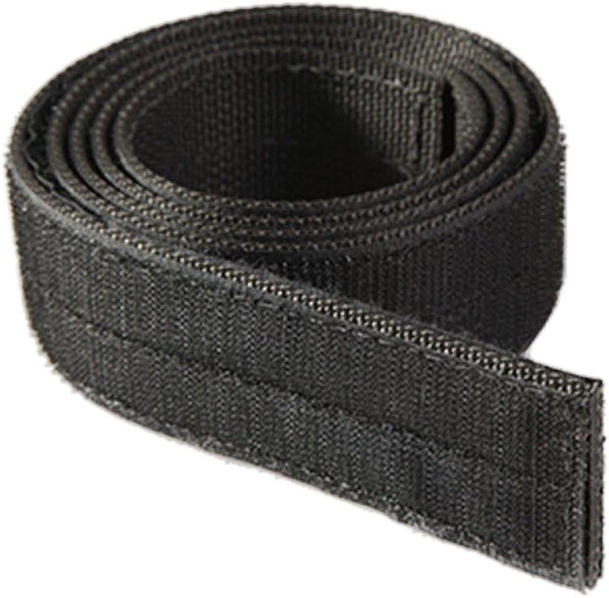 High Speed Gear Velcro Inner Duty Belt, Made in the USA, Black, Large 36-40