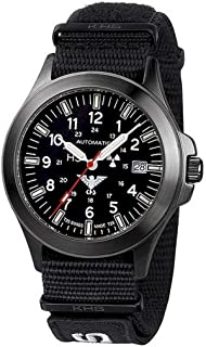 KHS - Tactical reloj hombre Black Platoon Titan automática KHS.BPTA.NXT7