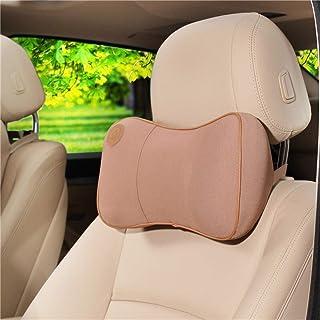 Car Headrest-car Pillow with Memory Foam, Side Pillow, Neck Pillow, Phone Headrest Neck Car Accessories