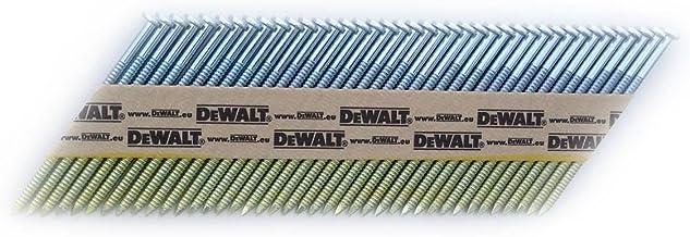 DeWalt DNW28R90E 34° spijker voor accu-nagels, draadgebonden 2,8 x 90 mm ring 2200 stuks