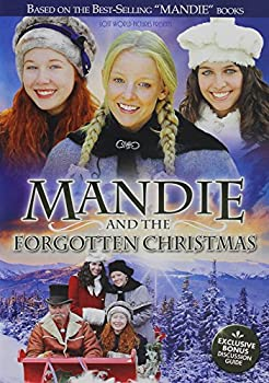 DVD Mandie and the Forgotten Christmas Book