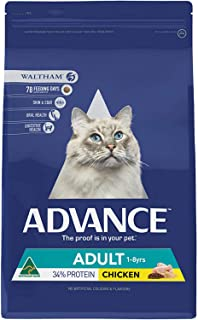 Advance Adult and Senior Cat Chicken 6kg Cat Dry Food