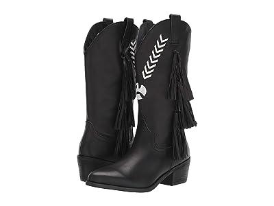 Dingo Thunderbird (Black) Cowboy Boots