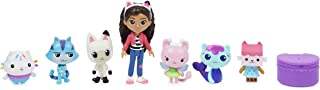 Gabby's Dollhouse, Deluxe Figure Gift Set with 7 Toy Figures and Surprise Accessory, Kids Toys for Ages 3 and up