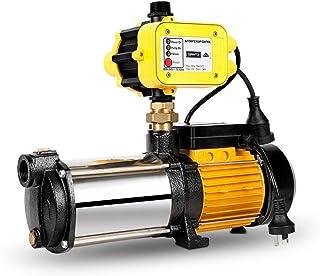 Giantz 5-Stage 2500W 9000L/H Water Pump High Pressure Garden Farm Rain Tank Pump Controller