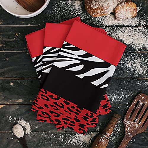 Top 10 Best Selling List for zebra print kitchen towels